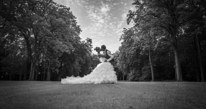 A Summer Crathorne Hall Wedding