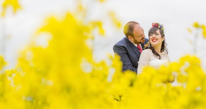 Eleanor and Chris' DIY Wedding