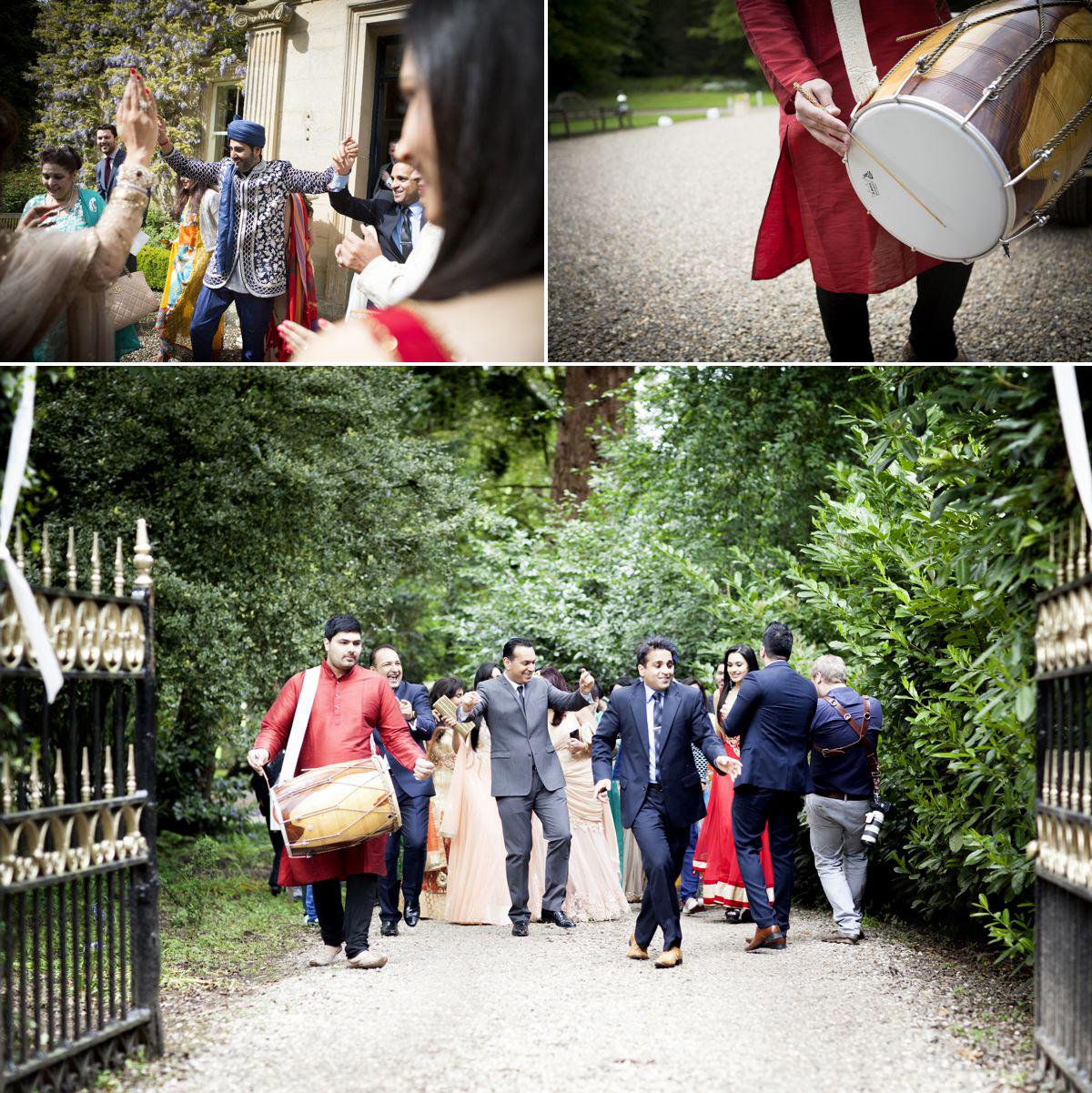 eshott hall wedding photography-008