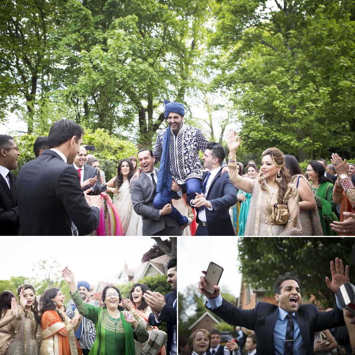 Eshott Hall Weddings anIndian wedding