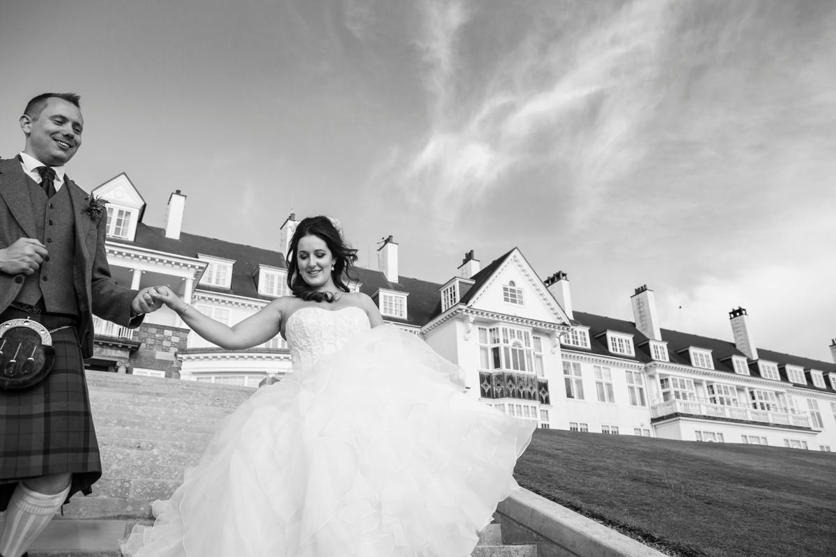 Turnberry Hotel Wedding Photography-048