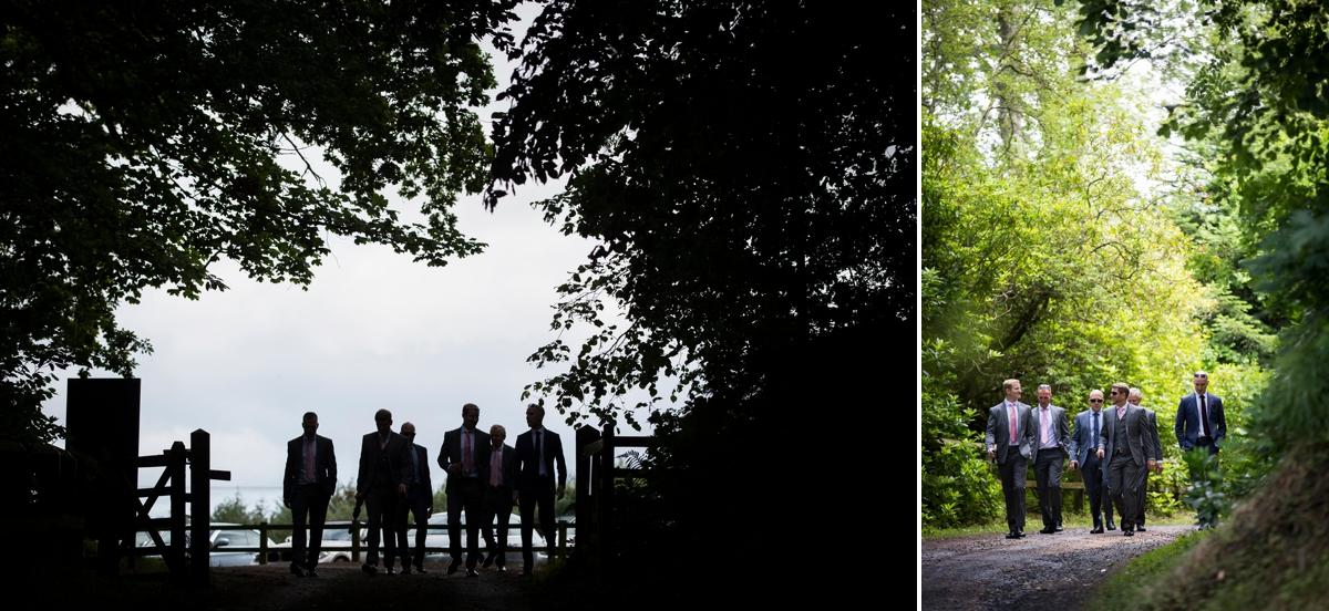 Brinkburn Priory Wedding Photos-012
