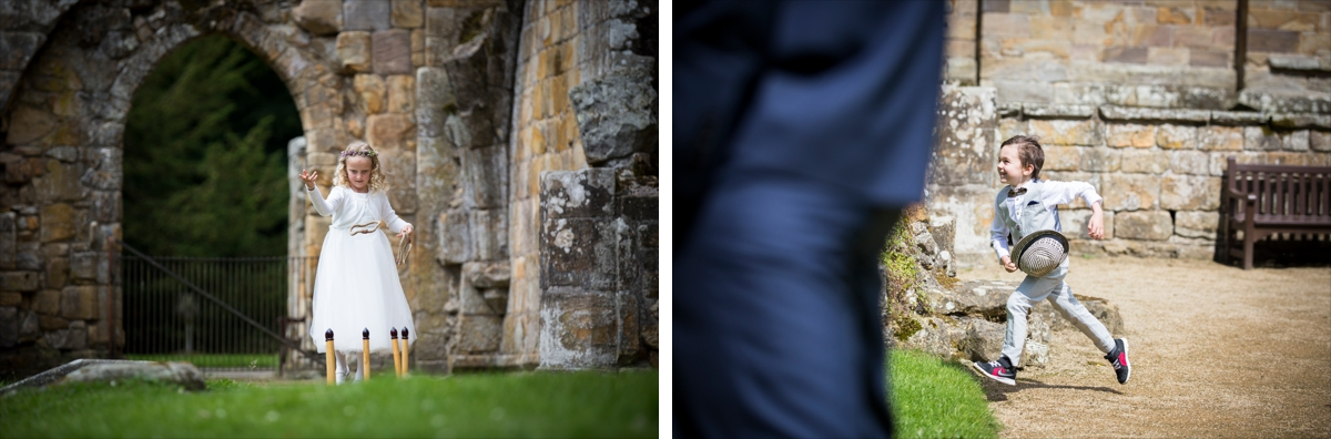 Brinkburn Priory Wedding Photos-015