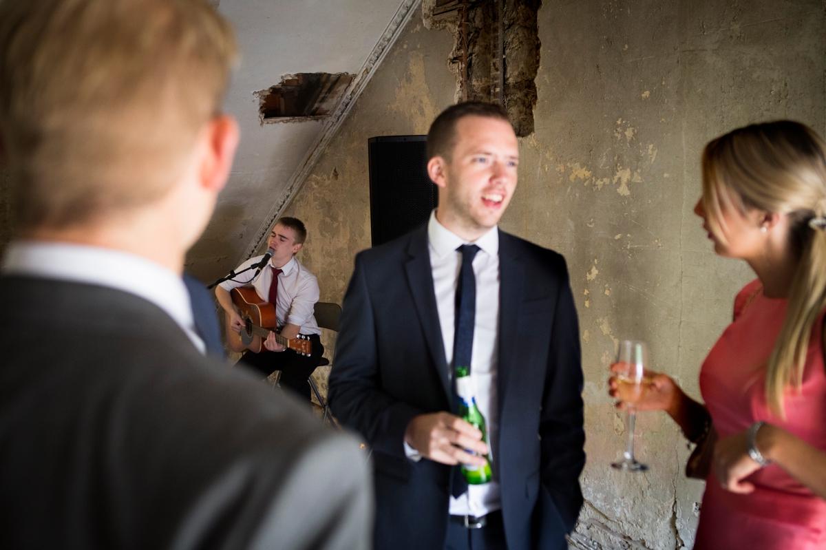 Brinkburn Priory Wedding Photos-016