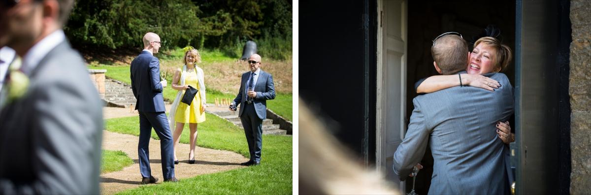 Brinkburn Priory Wedding Photos-018