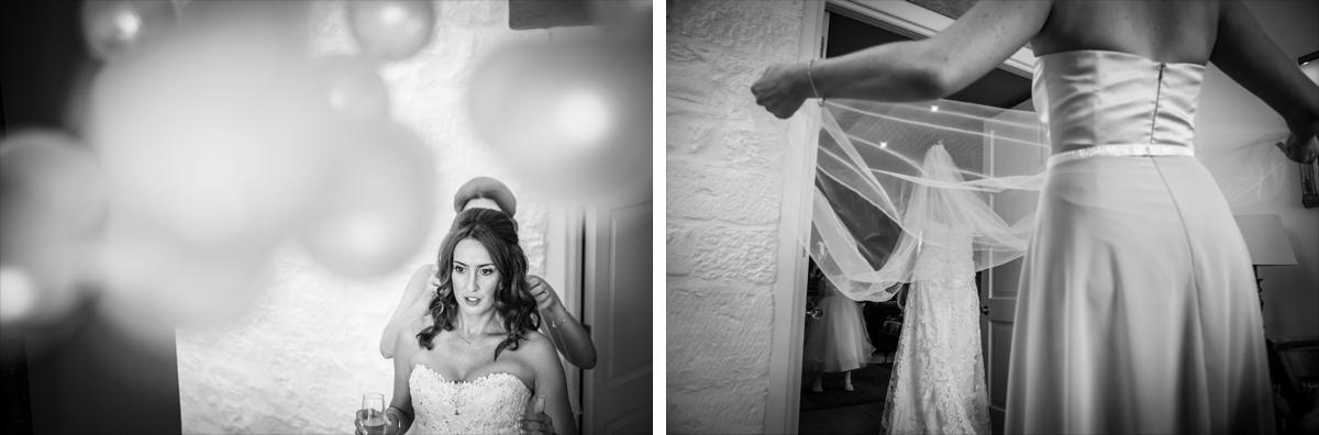 Brinkburn Priory Wedding Photos-023