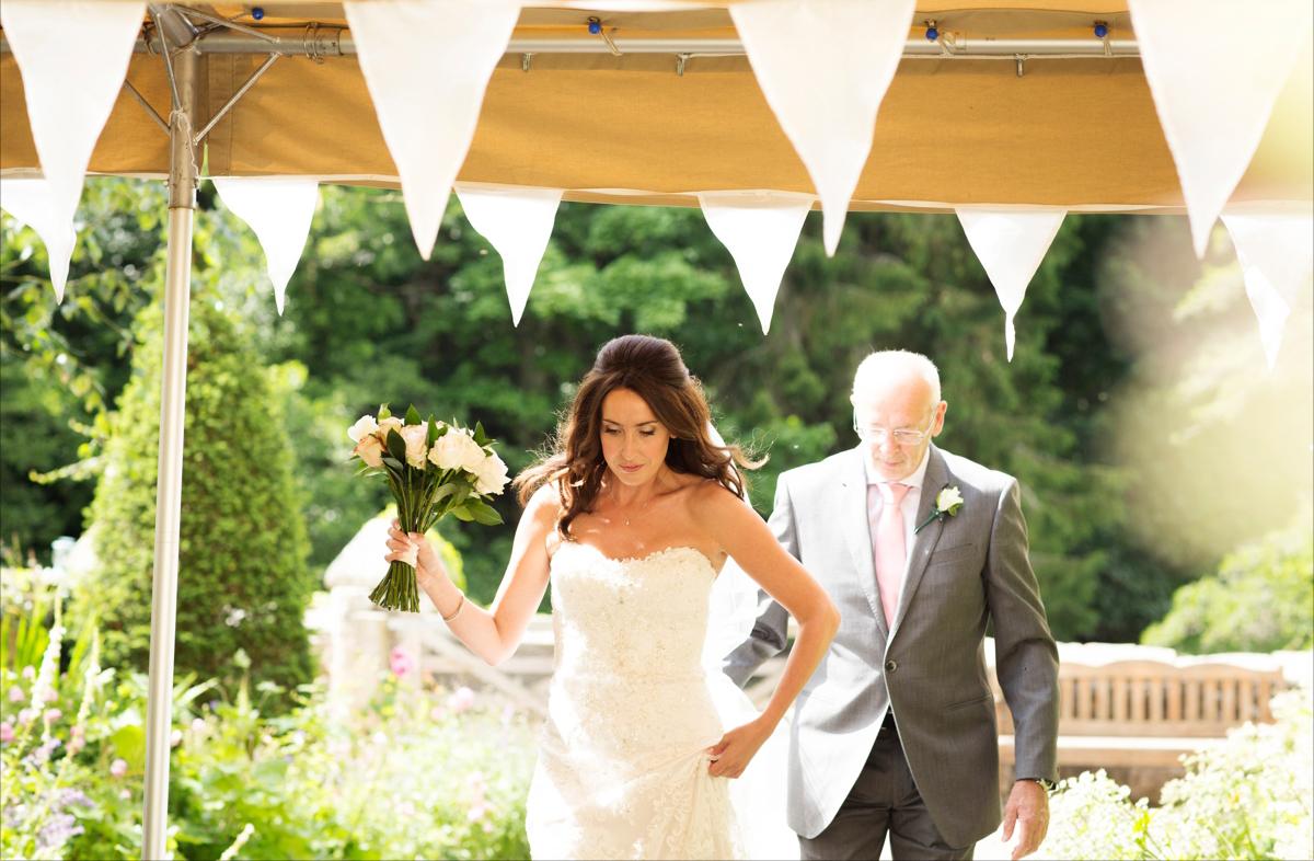 Brinkburn Priory Wedding Photos-026