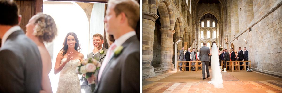 Brinkburn Priory Wedding Photos-031
