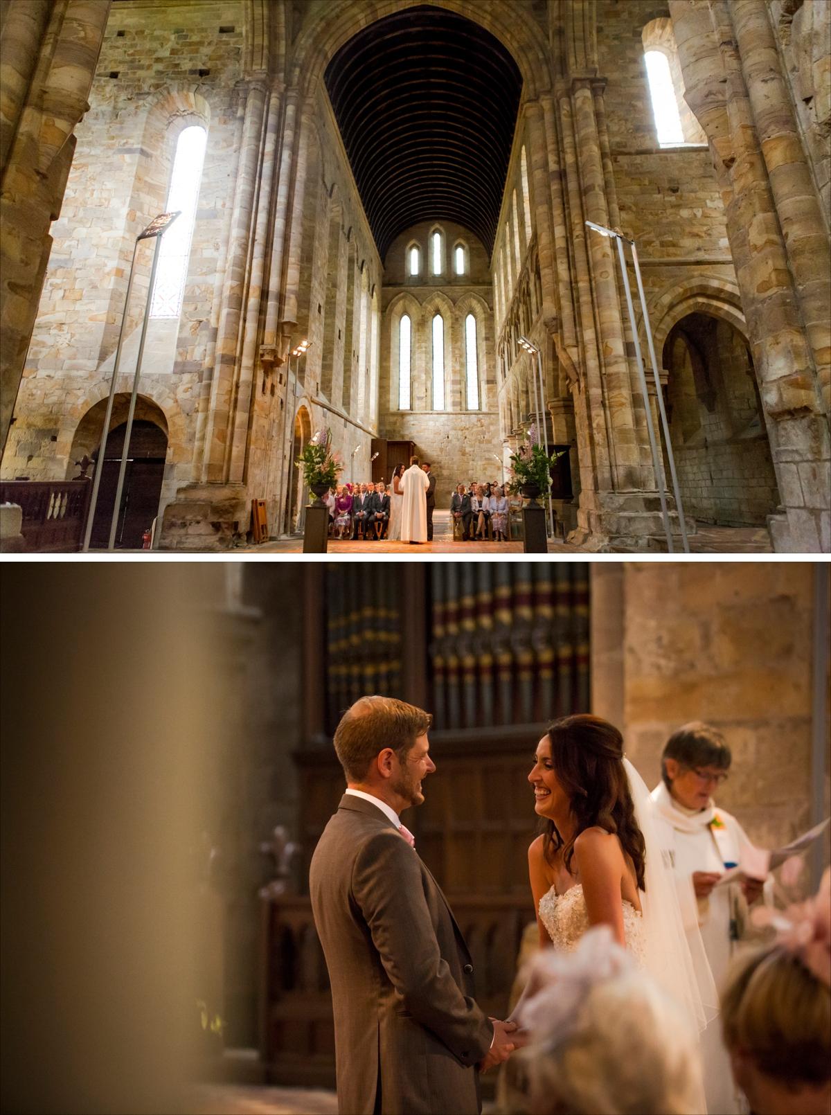 Brinkburn Priory Wedding Photos-033