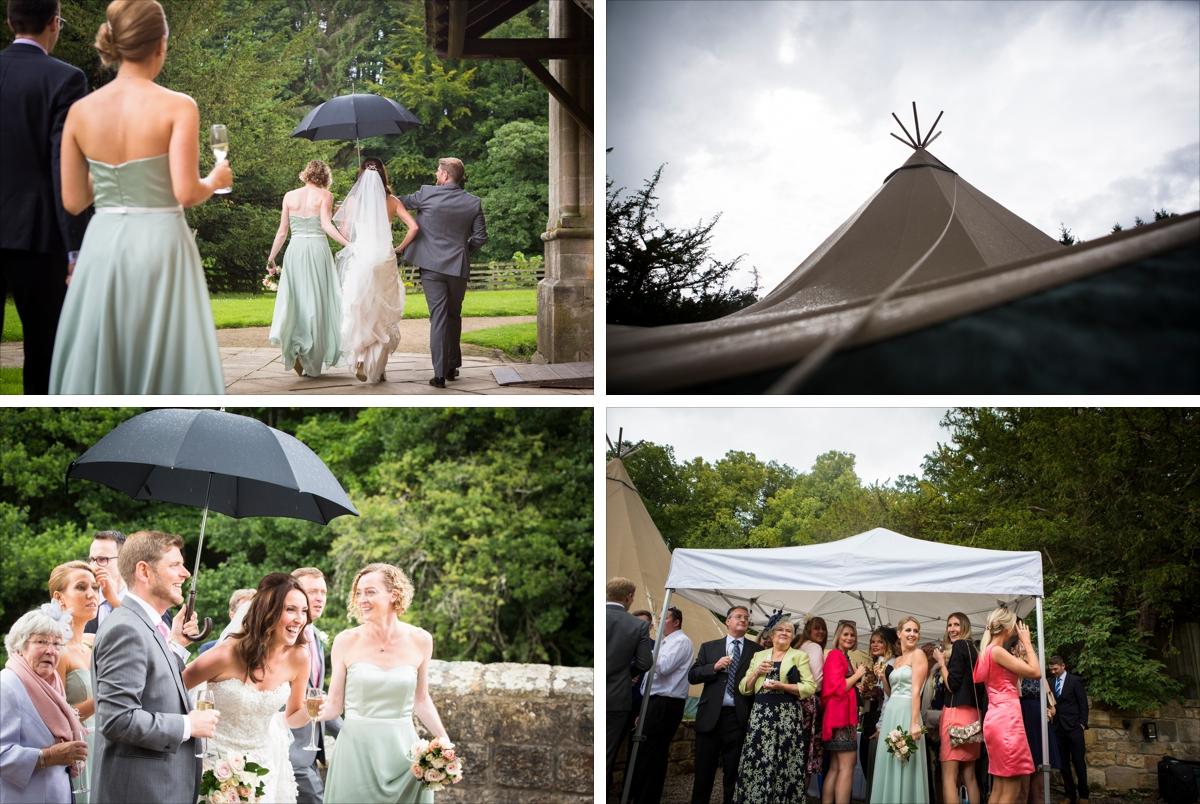 Brinkburn Priory Wedding Photos-035