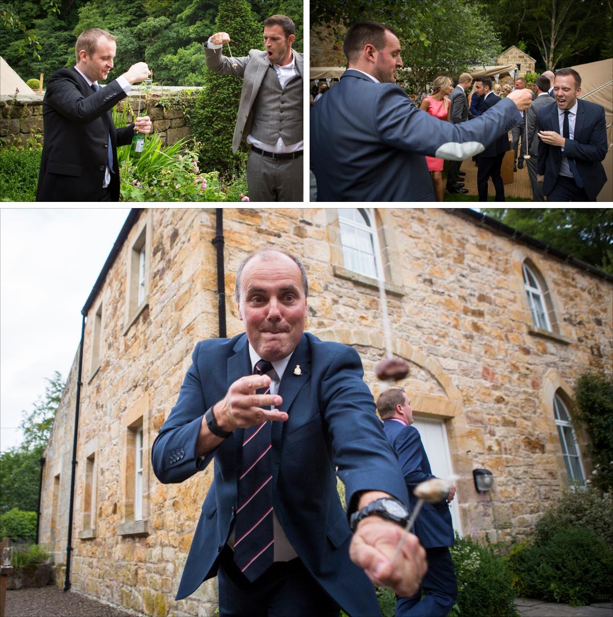 Brinkburn Priory Wedding Photos-047