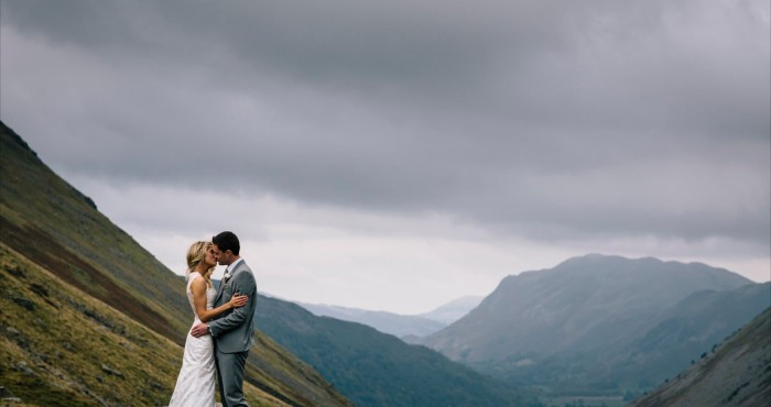 Lake District Wedding Photography with Matt & Ruth