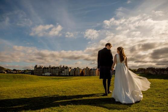 Wedding Photography Macdonald Marine Hotel with Laura and Philip