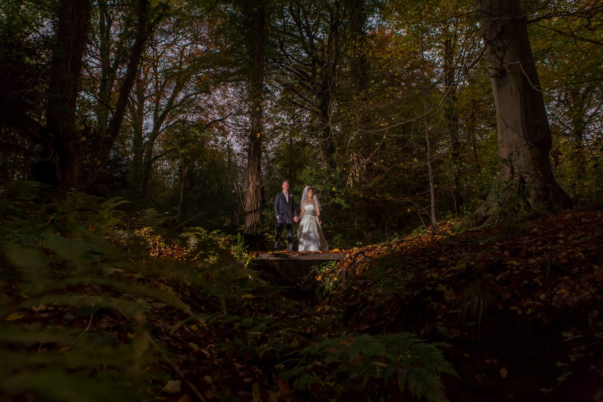 Rock and Roll Wedding at South Causey