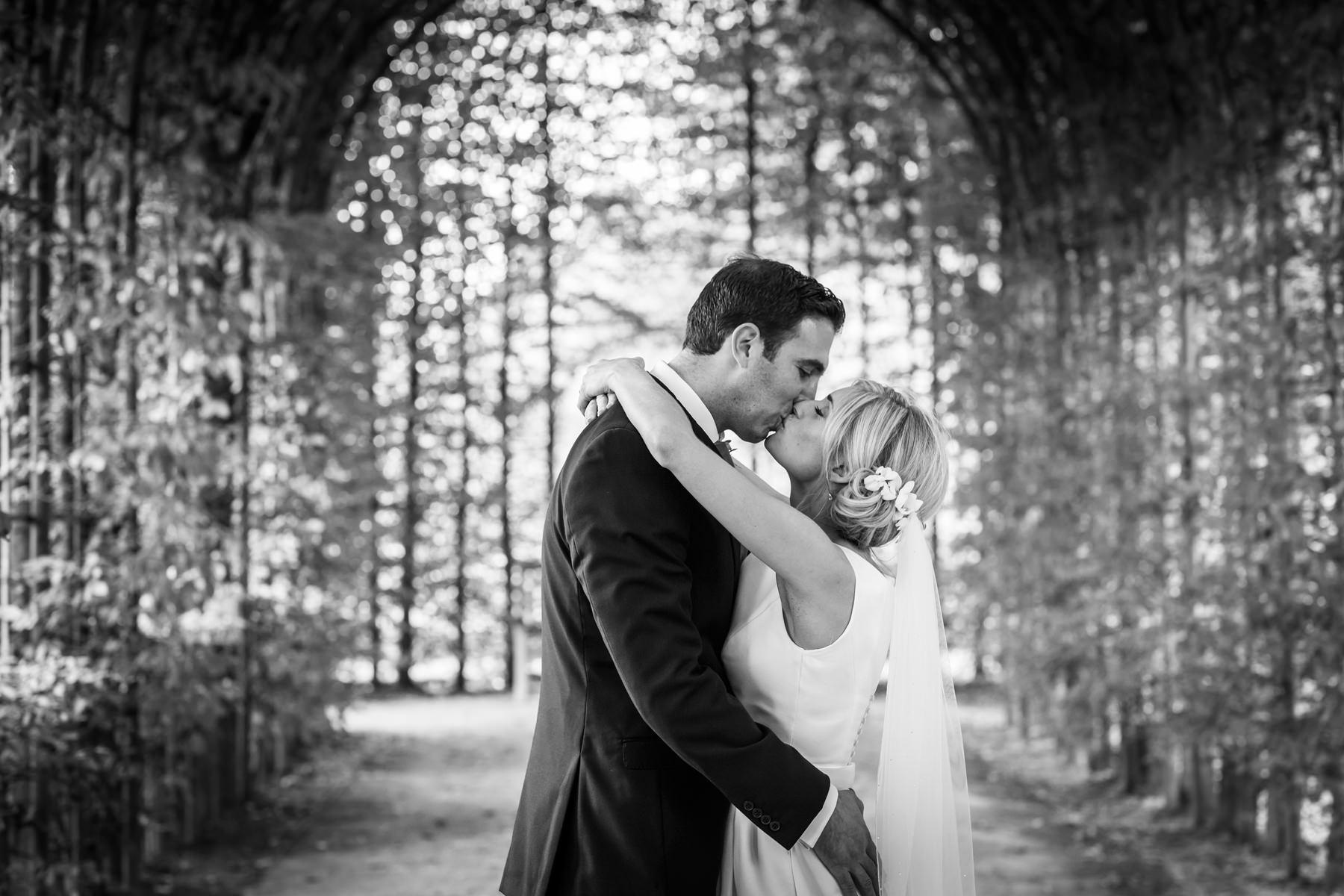 Alnwick Gardens Wedding Photos