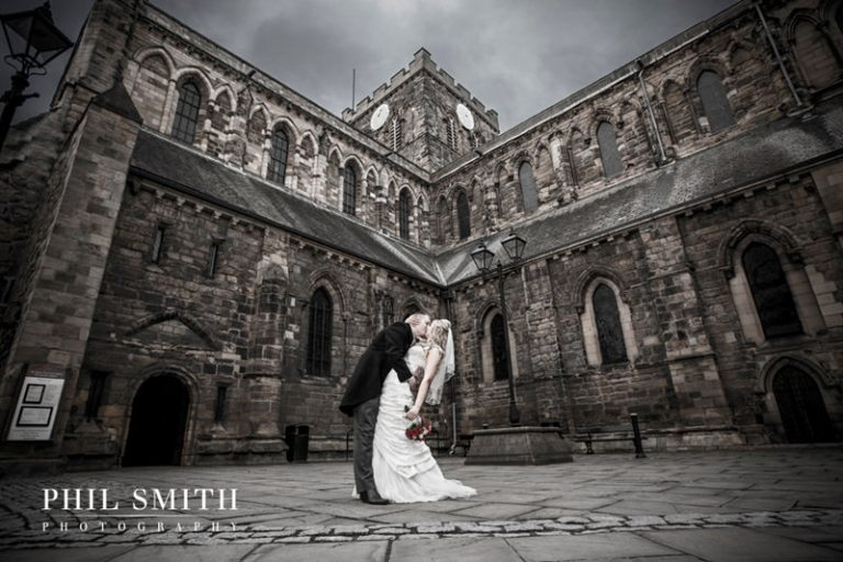 Hexham Abbey Weddings