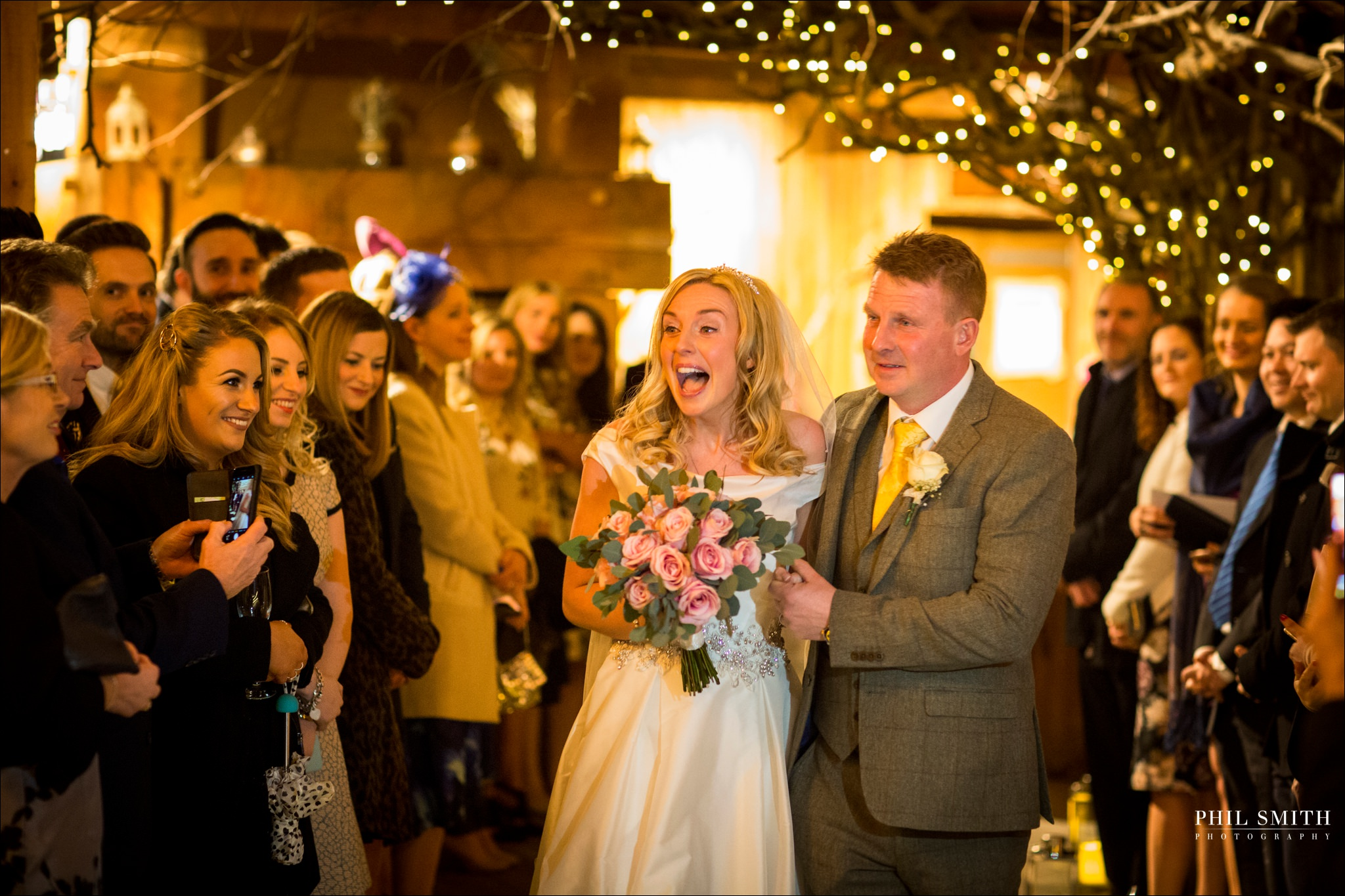 Alnwick Treehouse Wedding Photos