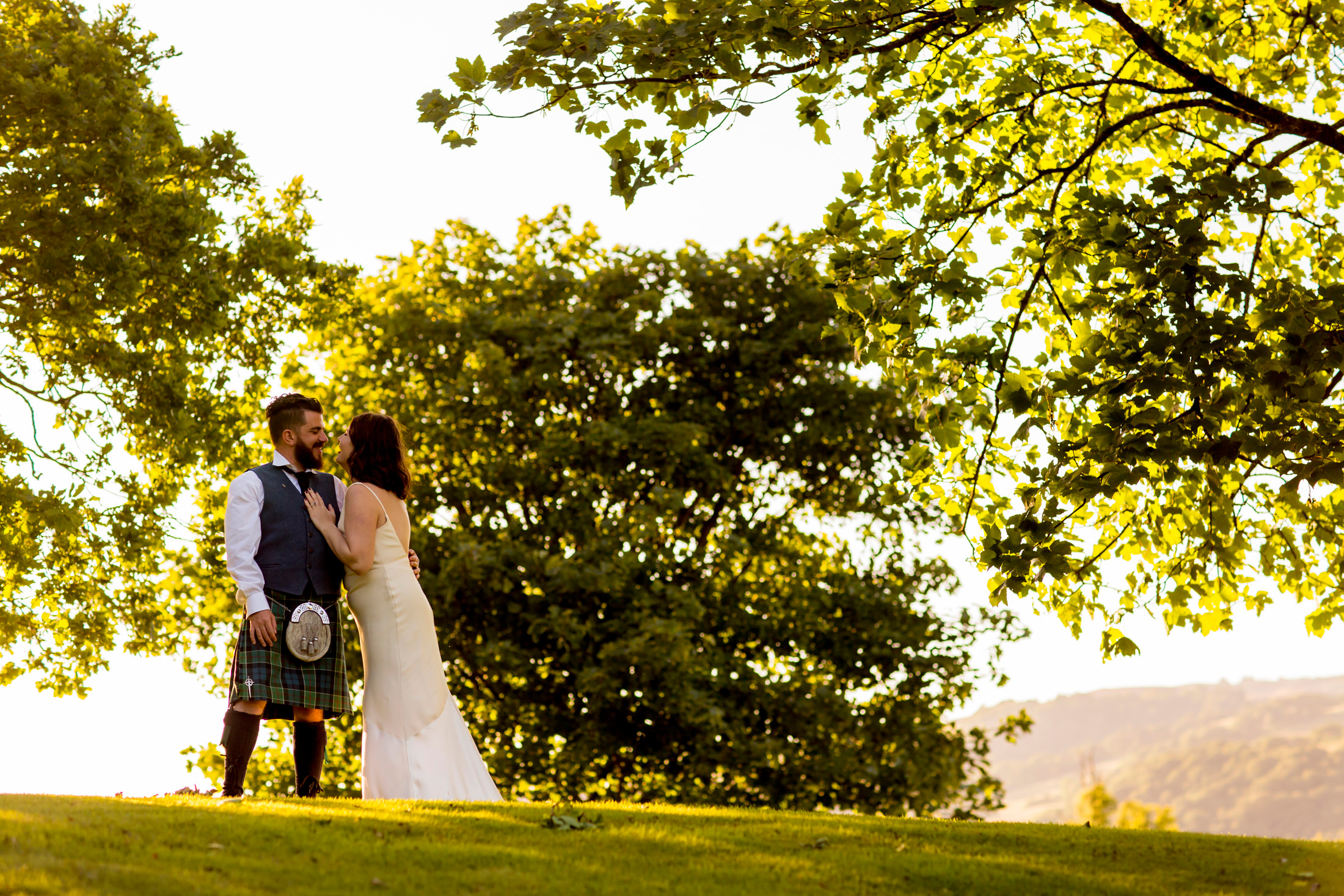 Mar Hall Wedding Photos A Beautiful Scottish Wedding