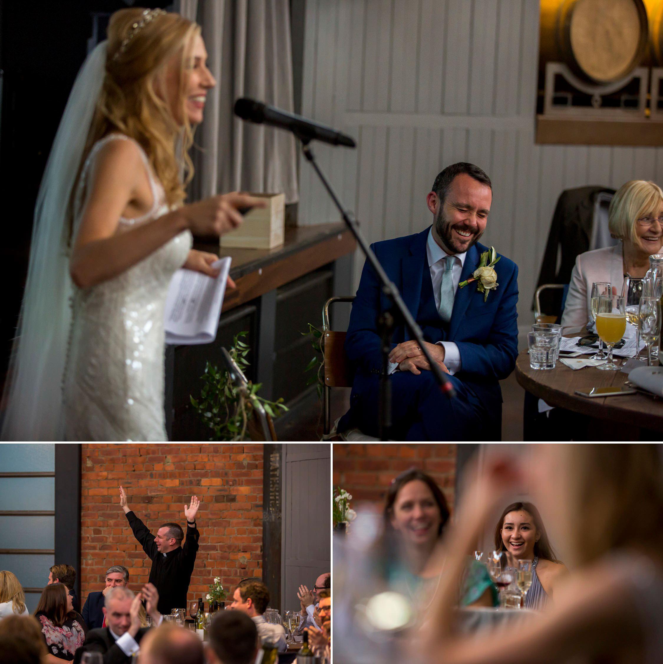 Wylam Brewery Wedding Photos