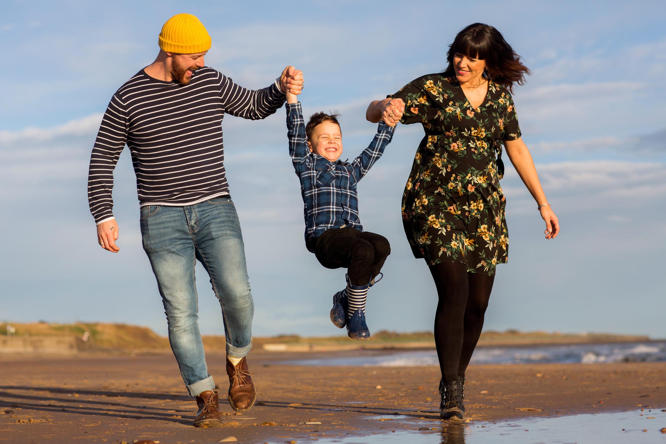 Family Portrait Photography Newcastle
