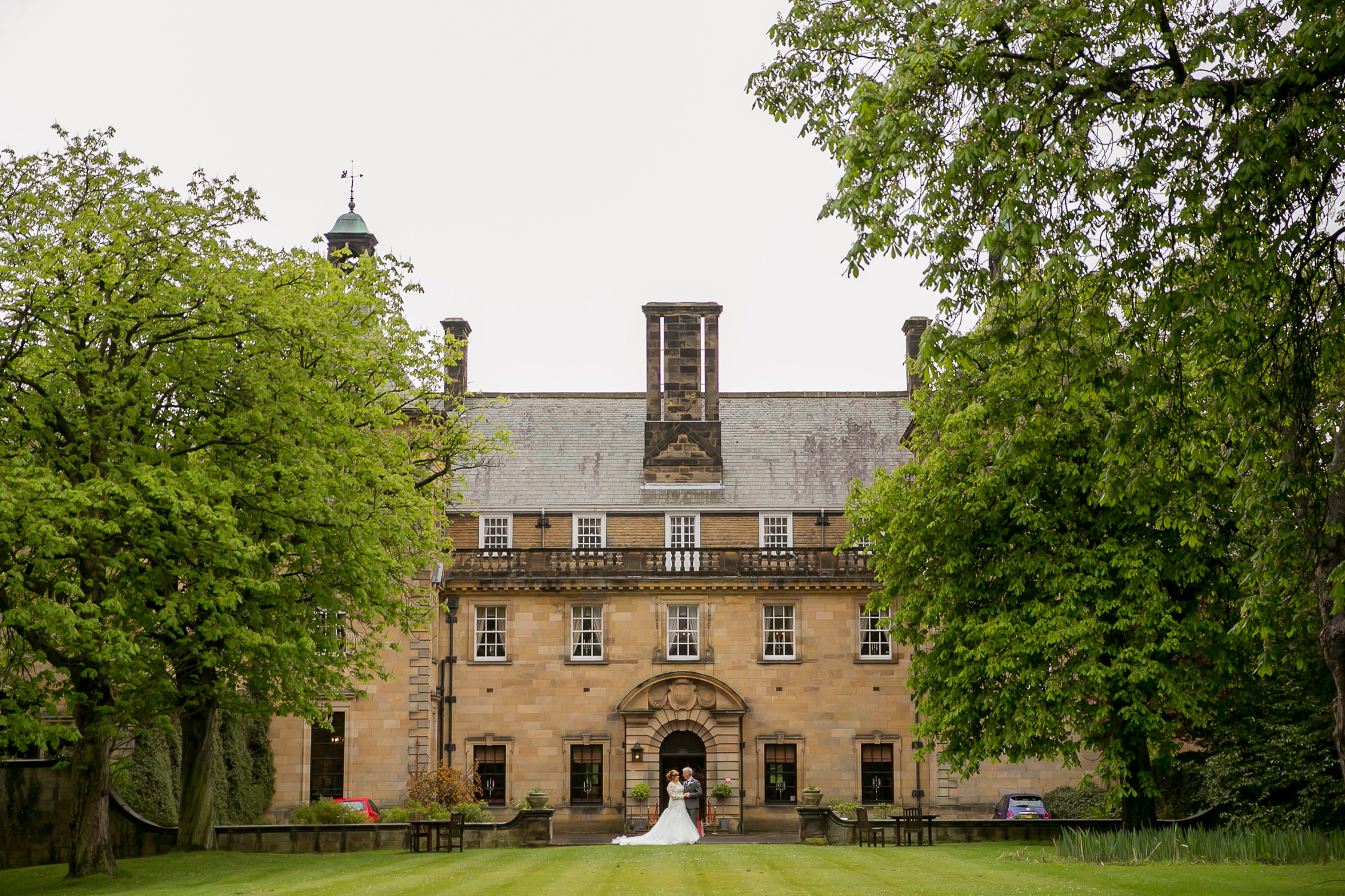 Crathorne Hall Wedding