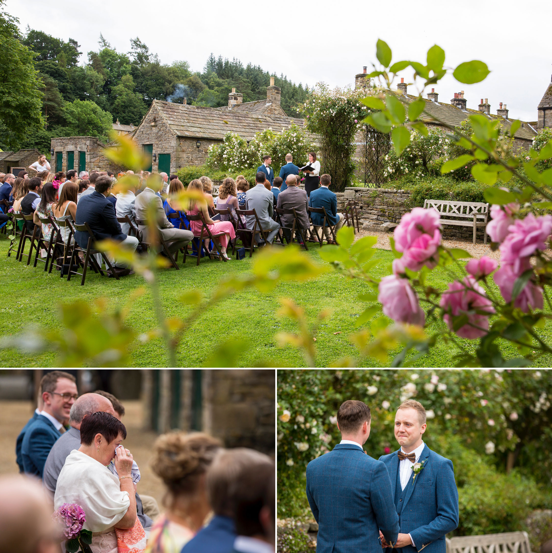 Lord Crewe Arms Weddings